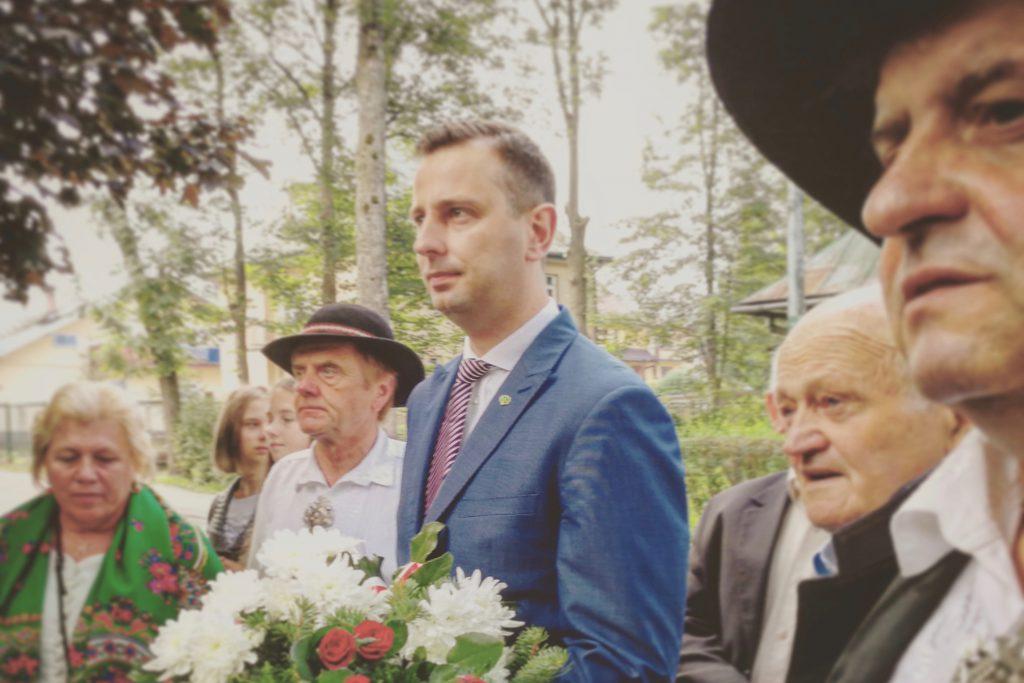 Władysław Kosiniak-Kamysz w Zakopanem