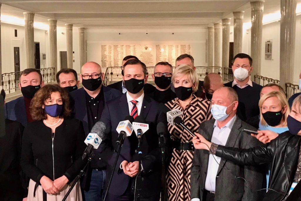 Koalicja Polska bez Kukiz 15